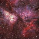 Eta Carinae Nebula,                                Forgey