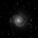 Messier 74,                                Daniel Marlow