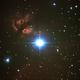 Flame Nebula, designated as NGC 2024,                                Julian Petrasch