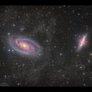 M81 & M82 & a lot of IFN,                                Göran Nilsson