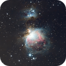 M42 The Great Nebula in Orion,                                TStew