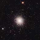 M13 Hercules Cluster LRGB,                                Eddie_R