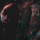 Cygnus loop in HOO,                                Terri