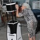 Maria Astronauta observando a Lua,                                Caio Vinicios