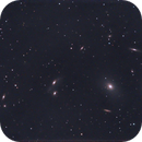 Markarian Chain with the C8 Fastar - only 9 minutes integration of 2005,                                Stefano Ciapetti