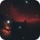 Flame and Horsehead Nebulae,                                Filip Krstevski /...
