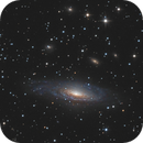 NGC 7331 and Stephan's Quintet,                                Victor Van Puyenb...