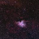 Eagle Nebula - M16,                                Jeff Clayton