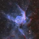 NGC 2359 Thor's Helmet,                                Rocco Sung