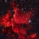 NGC7380 Roja,                                Karlov