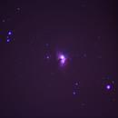 Orion Nebula with Celestron Achromat,                                JasonC