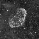 NGC6888 Ha,                                Stephane Neveu