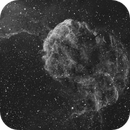 Jellyfish Nebula in Ha,                                legova