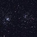 Caldwell 14 •Double Cluster,                                Douglas J Struble