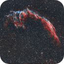 NGC 6992 - Eastern Veil Nebula - HOO,                                Michael J. Mangieri