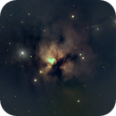 NGC 1579 Northern Trifid-image by Liverpool Telescope,                                Adel Kildeev