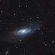M106 CCD Lum & DSLR,                                MLuoto