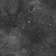 IC 1396 - Ha,                                Benoît Jacquemin