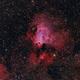 M17 - The Omega Nebula,                                vchari252