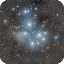 M45, The Pleiades,                                Ruben Barbosa
