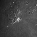 Cratere Aristarchus,                                Alessandro Biasia