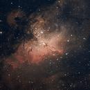 M16 Eagle Nebula / Star Queen,                                Markus Wirth