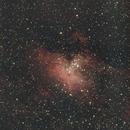The Eagle Nebula,                                Zach Coldebella