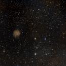 PK151-2.1 Planetary Nebula,                                Emilio Zandarin