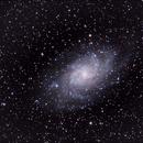 M 33 Triangulum Galaxy,                                Lawmarks