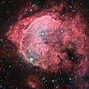 NGC 3324 Ha GB,                                Erik