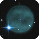 Abell 33 Diamond Ring Planetary Nebula,                                Jerry Macon
