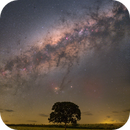 Milky Way Over Brazil,                                Kiko Fairbairn