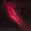 California Nebula,                                Nicholas Gialiris