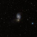 M51 - Whirlpool Galaxy,                                Joe Fox