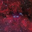 The NGC 6914 region in Cygnus,                                Francesco Meschia