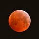 Total Eclipse of the Moon Jan 21 2019,                                Hugo Batema