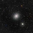 M5 Globular Cluster,                                Ed Albin