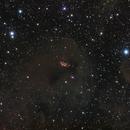 SH 2-239 in RGB,                                Janos Barabas