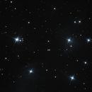 M45 - Les Pléiades,                                gabastro12
