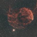 The Jellyfish Nebula,                                Frank Nelson