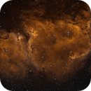 The Soul Nebula Bi-Colour (Ha & SII),                                Chris