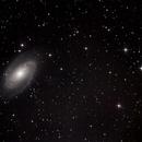 Bodes Galaxy (Messier 81),                                Sean Smith