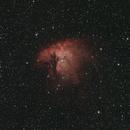 Pacman Nebula,                                David Quattlebaum