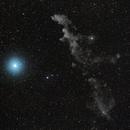IC 2118 - Witch Head nebula,                                Siegfried