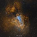 M17 - The Omega Nebula,                                Graham Conaty