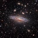 NGC 7331 (Reprocessed),                                KuriousGeorge