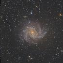 NGC6946,                                Ahmet Kale