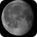 Waning gibbous moon 2018/09/27,                                Jean-Marie MESSINA