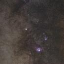Milky Way from Isparta, Turkey,                                Onur Atilgan