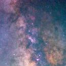 Milky Way Single Shot,                                Nikola Nikolov